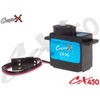 CopterX (CX-9G) 9G ServoCopterX CX 250 Flybarless Parts