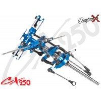 CopterX (CX250-01-00) Metal Main Rotor Head Set