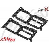 CopterX (CX250-03-02) Carbon Fiber Lower Main Frame
