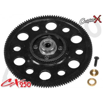 CopterX (CX250-05-01) Main Gear Set With Oneway BearingCopterX CX 250 Flybarless Parts