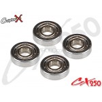 CopterX (CX250-09-01) Bearings 1.5x4x1.2mm