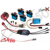 CopterX (CX250EPP-FBL-V2) 250 Flybarless Electronic Parts Package V2