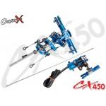 CopterX (CX450-01-00) Main Rotor Head Set