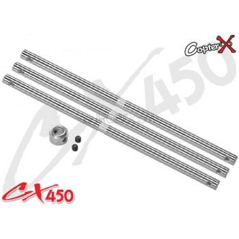 CopterX (CX450-01-09) Main ShaftCopterX CX 450ME Parts