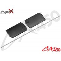CopterX (CX450-01-10) Flybar Paddle Set
