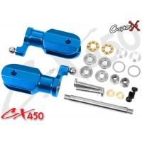 CopterX (CX450-01-22) Metal Main Rotor Holder V2