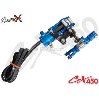 CopterX (CX450-02-00) Metal Tail Rotor Set V2ALIGN Trex 450 Compatible Parts