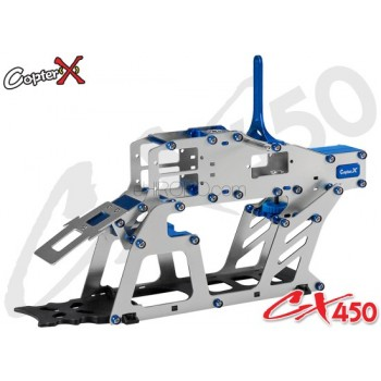 CopterX (CX450-03-20) AE Main Frame SetALIGN Trex 450 Compatible Parts