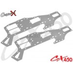 CopterX (CX450-03-23) Aluminum Upper Frame