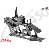 CopterX (CX450-03-30) Metal & Plastic Main Frame Set
