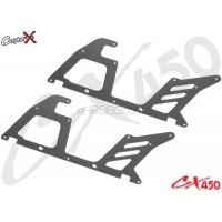 CopterX (CX450-03-34) Metal Lower Frame