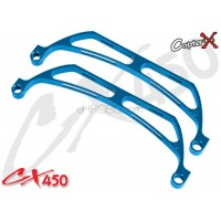 CopterX (CX450-04-04) Metal Bump Resistance Landing Skid