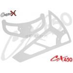 CopterX (CX450-06-04) Aluminum Stabilizer Set