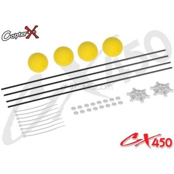 CopterX (CX450-08-06) 3D Training KitALIGN Trex 450 Compatible Parts
