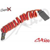 CopterX (CX450-08-11) Servo Extension Leads 45cm