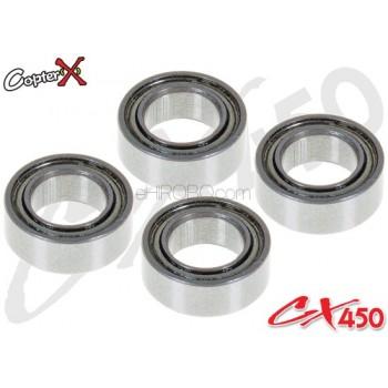 CopterX (CX450-09-05) Bearings(MR74ZZ) 4x7x2.5mmCopterX CX 450PRO V4 Parts