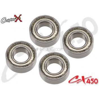CopterX (CX450-09-07) Bearings(MR84ZZ) 4x8x3mmCopterX CX 450PRO V4 Parts