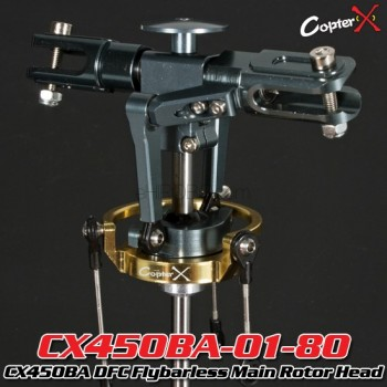 CopterX (CX450BA-01-80) CX450BA DFC Flybarless Main Rotor HeadCopterX CX 450DFC Parts
