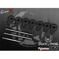 CopterX (CX450BA-01-89) CX450BA DFC Linkage Rod Set