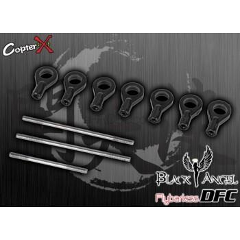 CopterX (CX450BA-01-89) CX450BA DFC Linkage Rod SetCopterX CX 450BA Parts