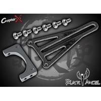 CopterX (CX450BA-03-12) Carbon Fiber & Metal Anti Rotation Bracket