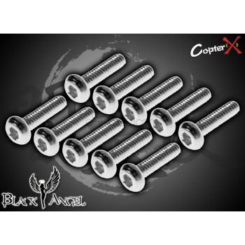 CopterX (CX450BA-07-05) Screw (M2X8)CopterX CX 450BA Parts
