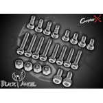 CopterX (CX450BA-07-06) Complete Screw & Nut Set