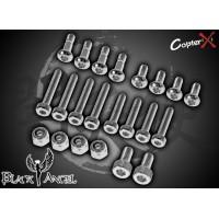 CopterX (CX450BA-07-06) Complete Screw & Nut Set