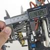 CopterX (CX450BA-20-01) RIGID Three Blades Main Rotor Set for 450 HeliFlybarless / Multi-blades