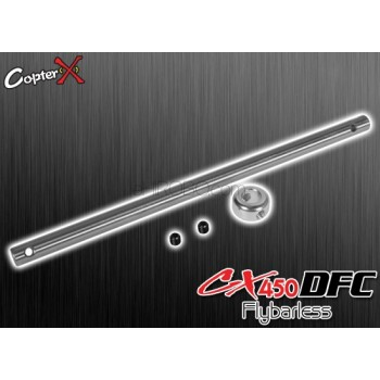 CopterX (CX450DFC-01-02) DFC Main ShaftCopterX CX 450DFC Parts