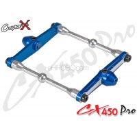 CopterX (CX450PRO-01-06) Metal Flybar Control Set