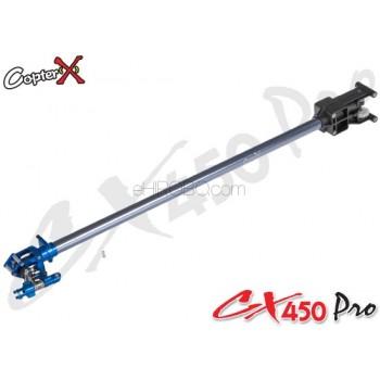 CopterX (CX450PRO-02-11B) Complete Belt Driven Tail Conversion SetCopterX CX 450PRO Parts