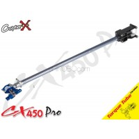 CopterX (CX450PRO-02-12T) Complete Torque Tube Tail Conversion Set