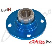 CopterX (CX450PRO-05-05) Main Gear Hub with One Way Bearing