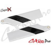 CopterX (CX450PRO-06-05) Carbon Fiber Tail Blades