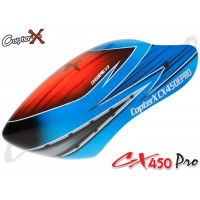 CopterX (CX450PRO-07-08) Fiberglass Canopy V3.5