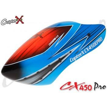 CopterX (CX450PRO-07-08) Fiberglass Canopy V3.5CopterX CX 450PRO V4 Parts