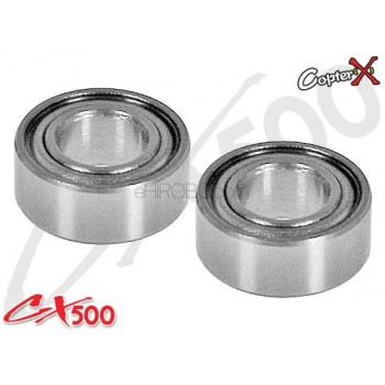 CopterX (CX500-01-66) CX500 4-Blades Bearings 5x10x4CopterX CX500-01-15 Parts