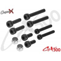 CopterX (CX500-01-69) CX500 4-Blades Hardware Set A