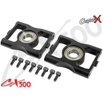 CopterX (CX500-03-02) Metal Main Shaft Locating SetCopterX CX 500 Parts