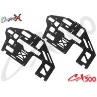 CopterX (CX500-03-03) Carbon Main Frame Set