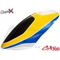 CopterX (CX500-07-06) Glass Fiber Canopy