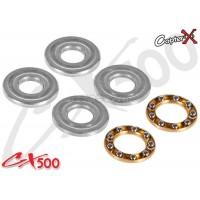 CopterX (CX500-09-01) 5x12x4mm trust Bearings