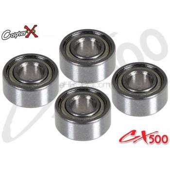 CopterX (CX500-09-06) 4x9x4mm BearingsCopterX CX 500 Parts