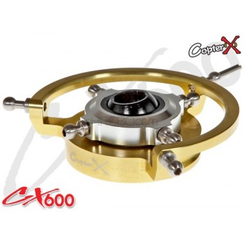 CopterX (CX600BA-01-02) 210 Degree Reinforced SwashplateCopterX CX 600E PRO Parts
