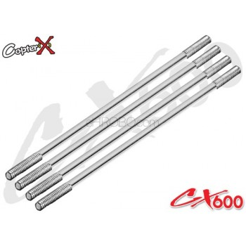 CopterX (CX600BA-01-06) Linkage RodCopterX CX 600E PRO Parts