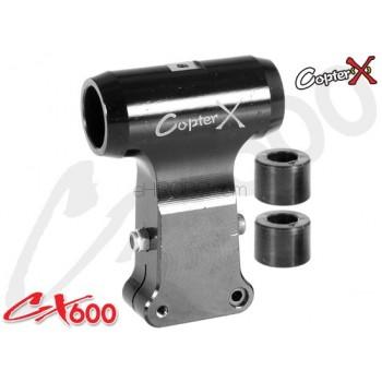CopterX (CX600BA-01-16) Metal Rotor HousingCopterX CX 600E PRO Parts
