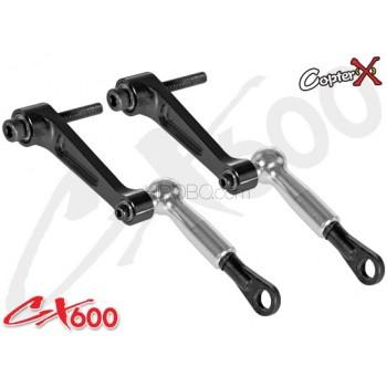 CopterX (CX600BA-01-17) Metal Washout Contral ArmCopterX CX 600E PRO Parts
