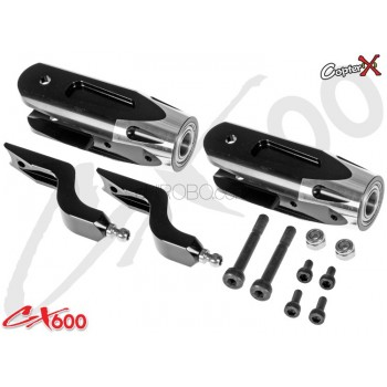 CopterX (CX600BA-01-18) Metal Blade HolderCopterX CX 600E PRO Parts