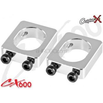 CopterX (CX600BA-03-06) Metal Elevator Servo MountCopterX CX 600E PRO Parts
